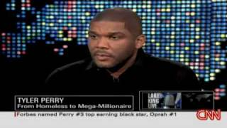 Larry King Live :Tyler Perry