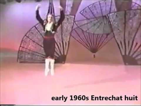 Entrechat curiosities - Bruhn, Eglevsky, Baryshnikov, Wortmeyer