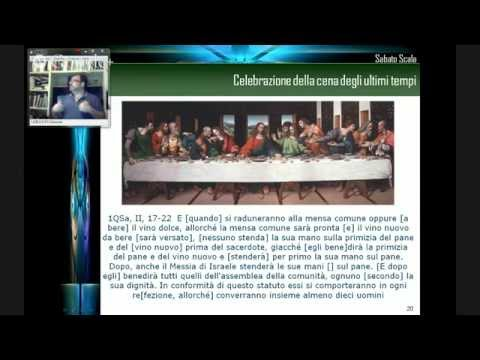 Dentro l'Ultima Cena. Il tredicesimo testimone.из YouTube · Длительность: 2 мин53 с