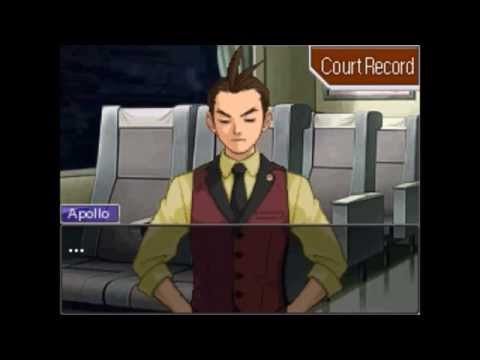 Let's Play Turnabout Curtain [BLIND] Part 1: The Burger King