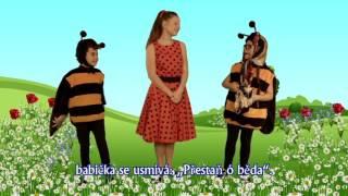 Písničky pro děti - Babička