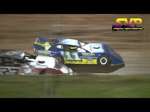 2 Barrel Late Model / 20 Lap Feature / Duck River Raceway Park / April 8 , 2016