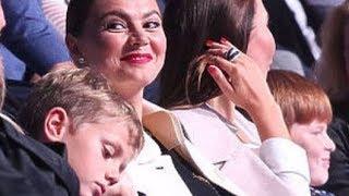 Впервые Алина Кабаева показала ДЕТЕЙ!!! - Вы только ПОСМОТРИТЕ на них!!!