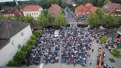Open Air Kino Papenburg 2015 (Zeitraffer) / Open Air Cinema Papenburg (Germany) 2015 (Time Lapse)