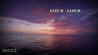 """Gambar cover Story wa Ramadhan """"SAHUR"""""""