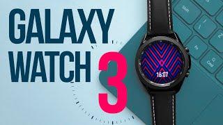 Galaxy Watch 3 Обзор - Samsung сделали идеальные часы для Android?