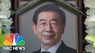 Baixar ''I Apologize To Everyone': Seoul Mayor's Apparent Suicide Note Released | NBC News NOW