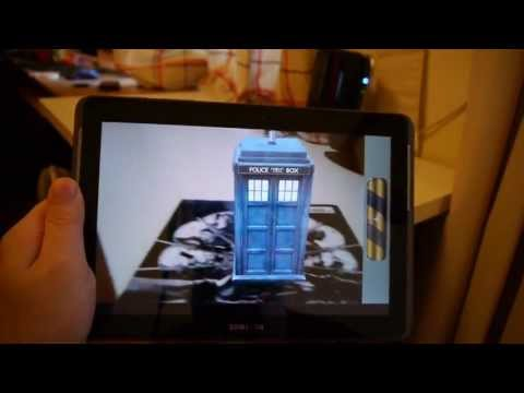 Augmented Reality Apps by ARMAZE