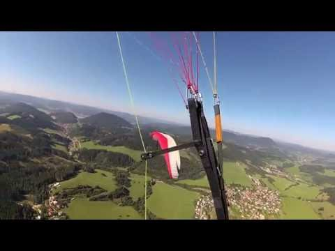 Straník_two days paragliding-Slovakia flight
