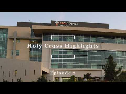 Holy Cross Highlights Episode 2