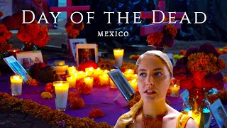 What is DAY OF THE DEAD all about? Mexico Travel Vlog
