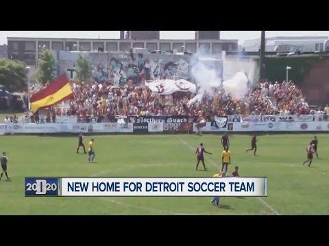 New home for Detroit soccer team