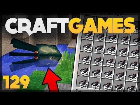 FARM DENTRO DO KRAKEN! - Craft Games 129