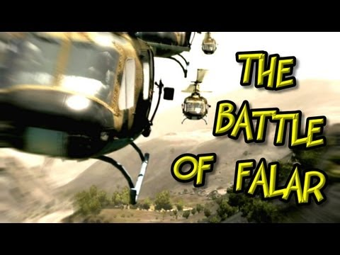 THE BATTLE OF FALAR - Arma 2 Tactical Realism Combat Simulation - The Wrecking Crew UK