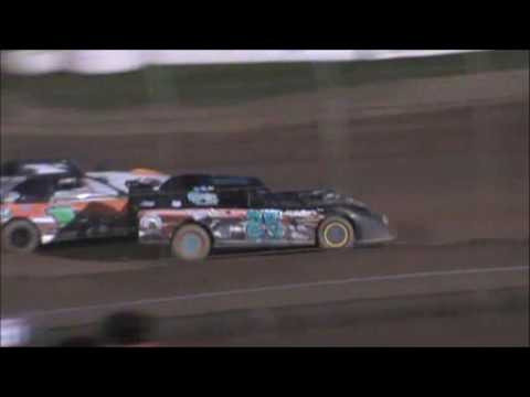 Sportsman Heat Race #3 Lernerville Speedway 9/10/16
