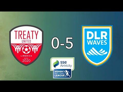 WNL GOALS GW9: Treaty United 0-5 DLR Waves
