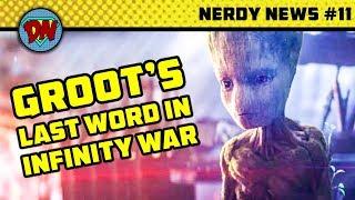 Disney-Fox Deal Cancelled ?, Black Widow Movie, Real Life Hulkbuster, Gambit | Nerdy News #11