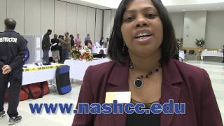 Nash Community College Continuing Education Open House