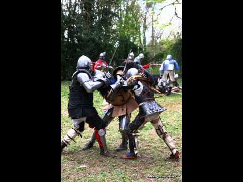 Le Vin Gaulois - Photos du tournois de combat médiéval du 7 Avril 2012