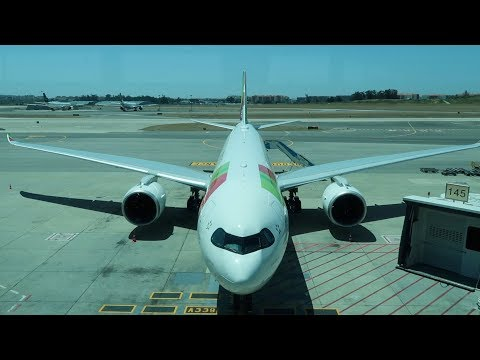 First flight on the A330neo! TAP Portugal, Sao Paulo to Lisbon in Business Class