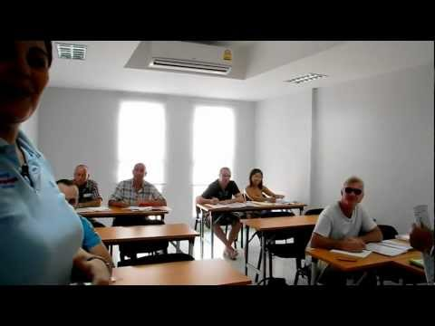 A guided tour of Patong Language School