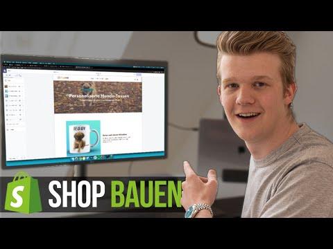 So startest du einen Shopify Dropshipping Shop in unter 30 Minuten! (Anleitung für Anfänger) thumbnail