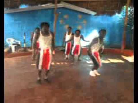 african shaolin acrobats