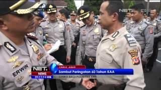 Hukuman Polisi Cukur Ditempat Untuk Sanksi Tak Rapih - NET5