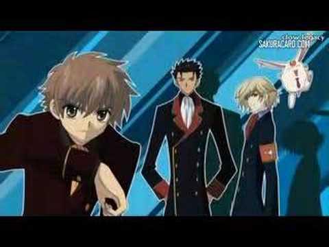 Tsubasa chronicles opening 1 - blaze