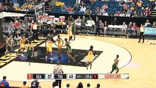 Condensed Game: Seattle Storm vs. Tulsa Shock,6/15/2014