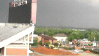 TORNADO. Norman, Oklahoma. 10 May 2010