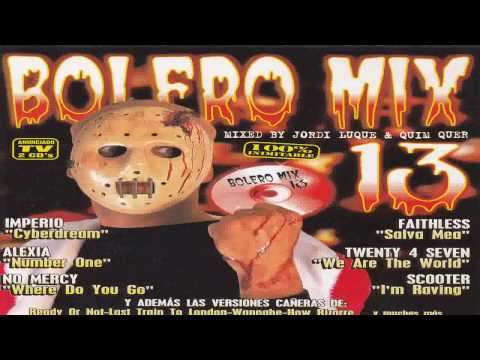 Bolero Mix 13 Megamix