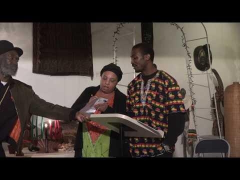 Bomani on African Nation Building - Kwanzaa Kujichagulia - Self Determination Program