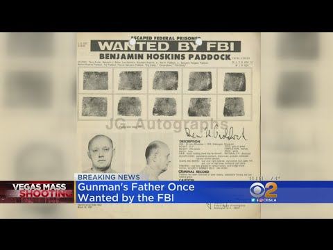 Las Vegas Shooter's Father Had Been Deemed 'Psychopath' By FBI