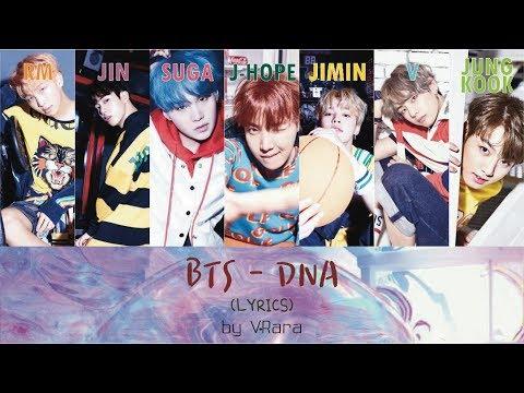 BTS 방탄소년단 DNA LYRICS INDONESIAKORROM