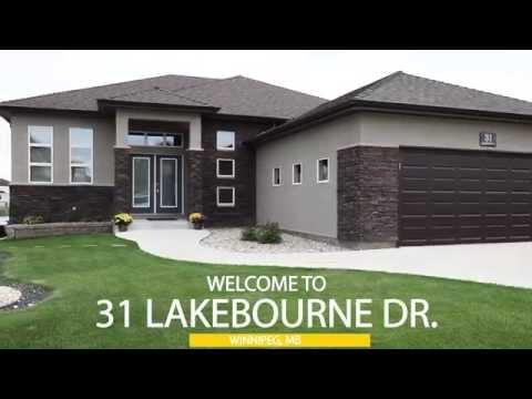 House For Sale - 31 Lakebourne Drive, Winnipeg, Manitoba - Amit Bindra
