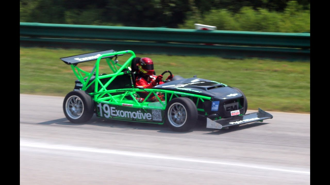 Exomotive - US Manufacturer of Exocars & Kit Cars | Exocet