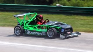 Exomotive Turbo Exocet Sport at the 2013 GRM UTCC @VIR - Session 3