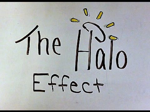 The Halo Effect - YouTube