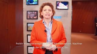 Nicola Beer zu KI, Gesichtserkennung und Ethik - Microsoft Berlin | Microsoft