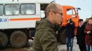 07 04 17 Александр Бречалов — итоги первой рабочей поездки в Симониху