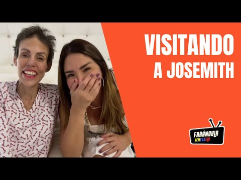 Viviana Gibelli y Josemith Bermúdez comparten una tarde llena risas y amistad