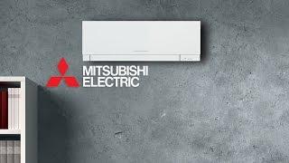 Mitsubishi Electric серия MSZ-EF  Дизайн инвертор