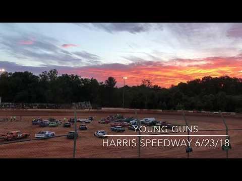 Harris Speedway Young Guns 6/23/18