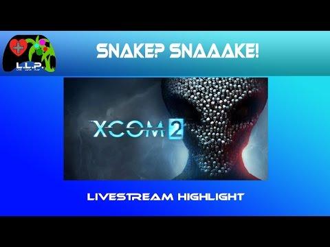 Snake? SNAAAKE! - XCOM 2 Gameplay  