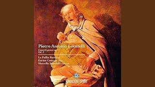 Concerto grosso No. 11 in C Minor, Op. 1: II. Allemanda. Allegro