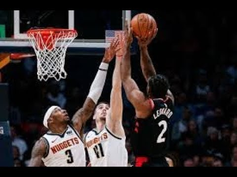 Toronto Raptors vs Denver Nuggets NBA Full Highlights (17TH DECEMBER 2018-19)