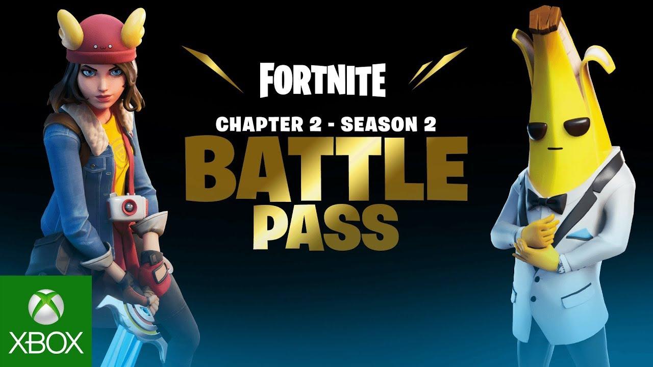 Download Fortnite Chapter 2 - Season 2   Battle Pass Gameplay Trailer