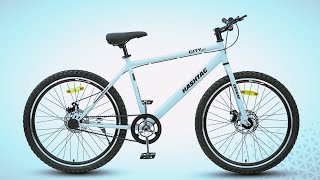 Best MTB Cycle Under 7000 /- With Dual Disc Break   Unboxing & Cycling Benefits   Supaboy Vlogs