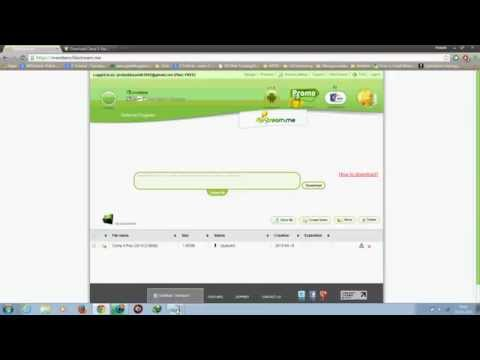 How to download torrent file above 1GB with IDM ( Alternative to zbigz )